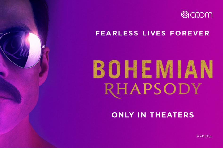 Fearless lives forever, Bohemian Rhapsody