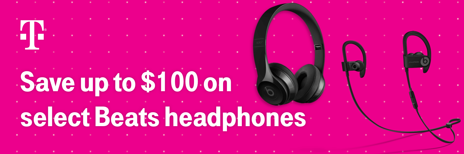 Save up to $100 on select Beats headphones