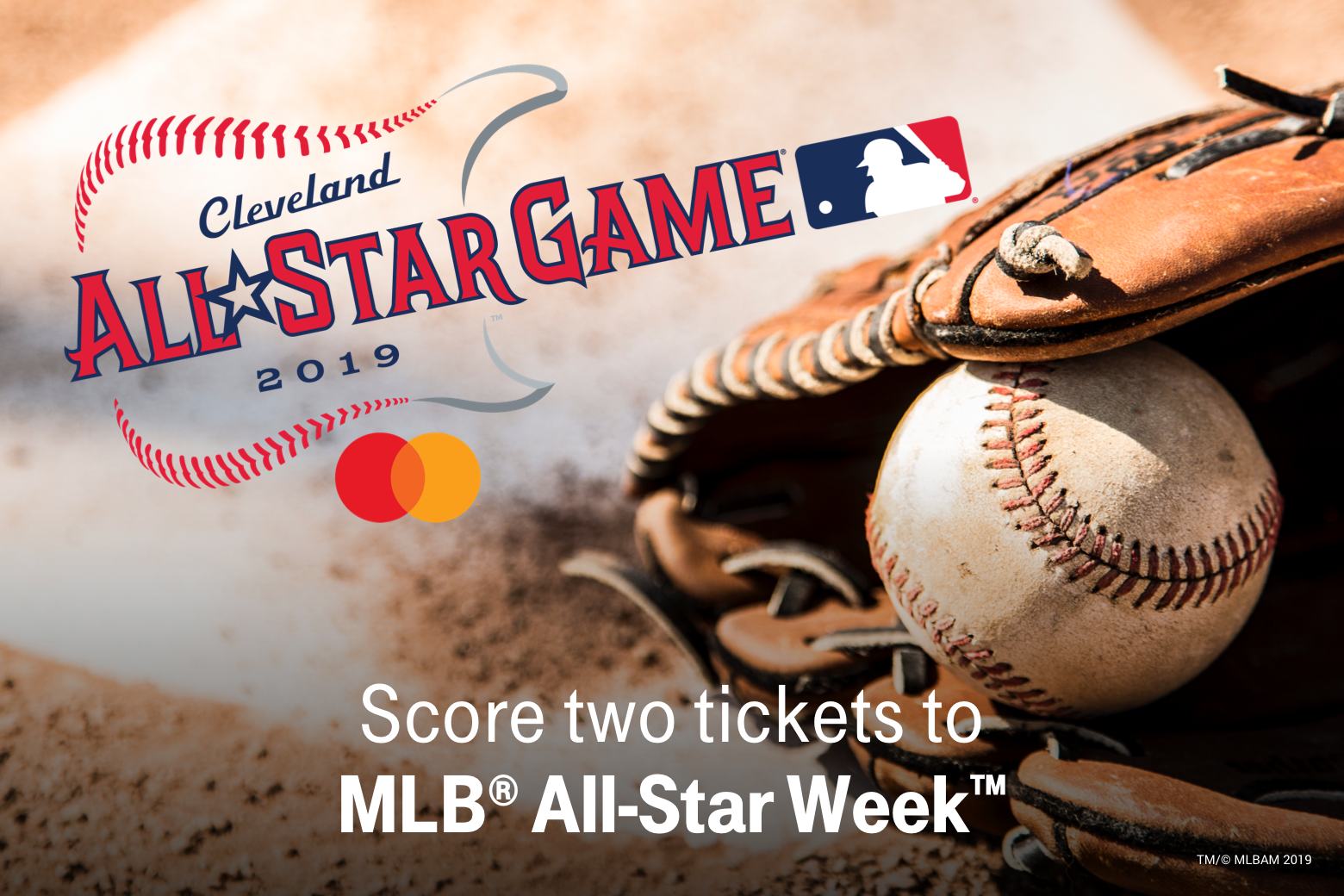 Cleveland All-Star Game 2019. Score two tickets to MLB® All-Star Week™