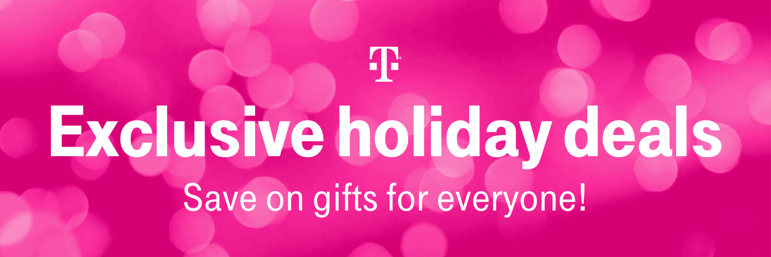 Exclusive Holiday Deals. Save on gifts for everyone!