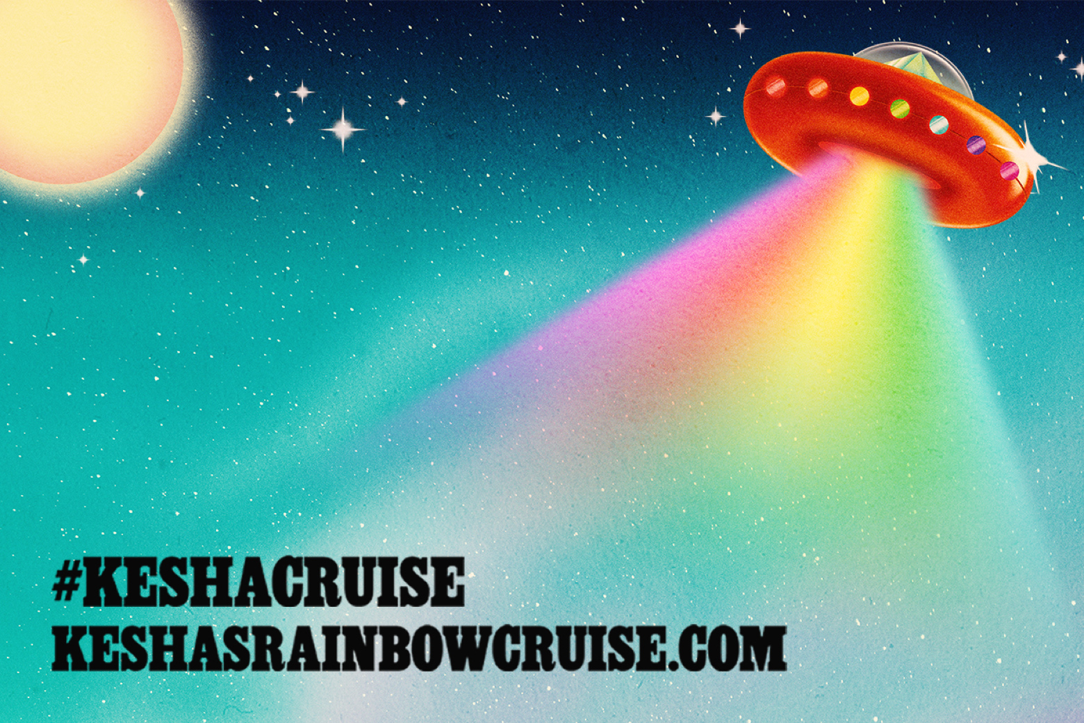 #KeshaCruise keshas rainbow cruise dot com