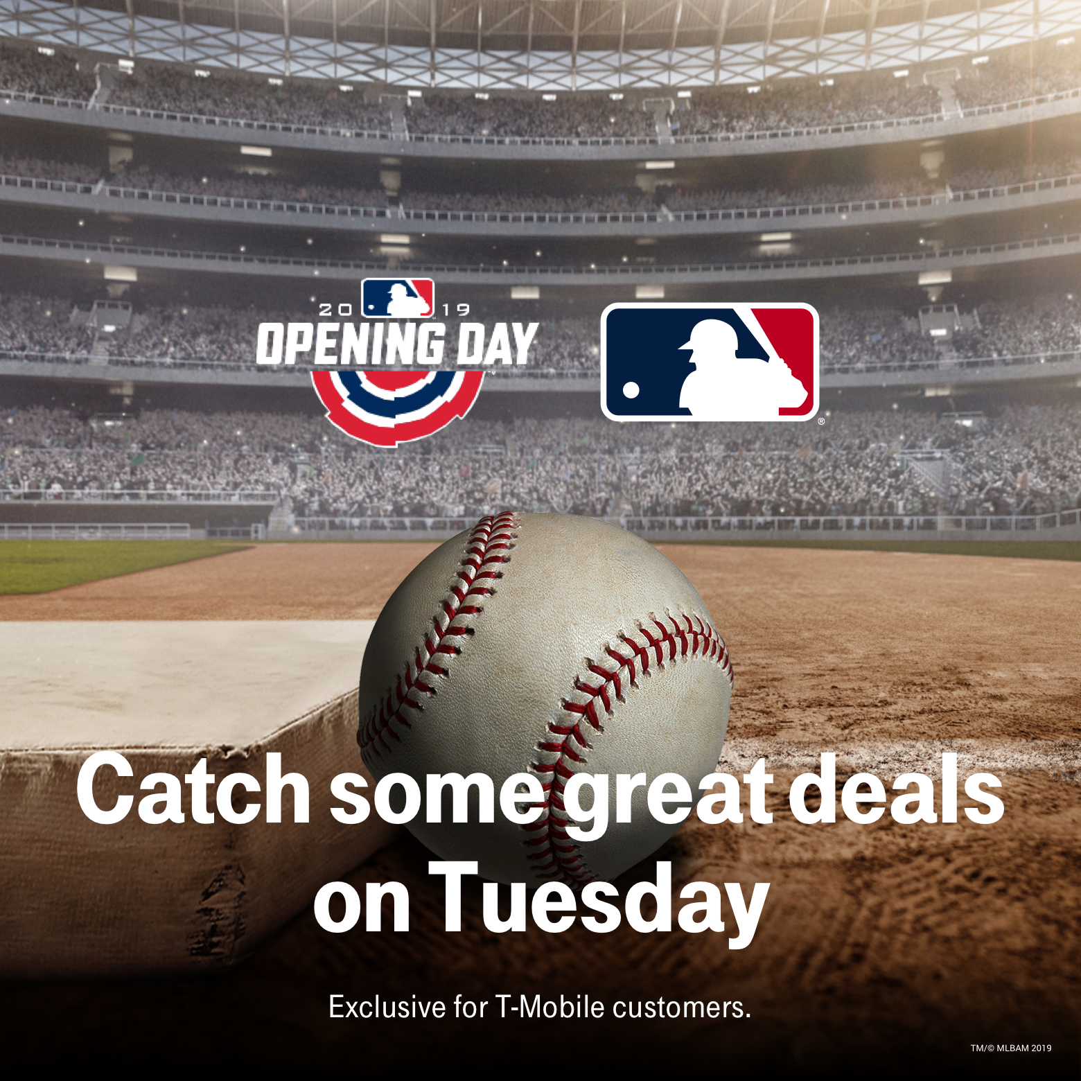 Catch some great deals on Tuesday. Exclusive for T-Mobile customers.